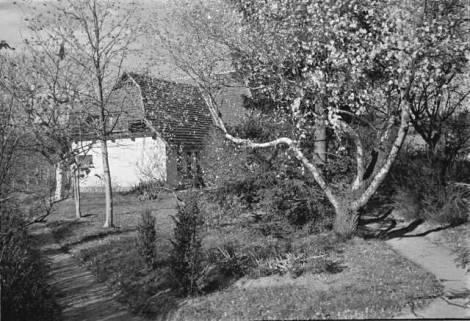 Jan Herben's country house in Hostišov