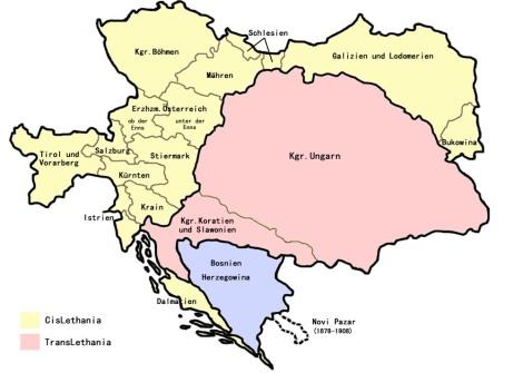 Österreich-Ungarn_gemeinfrei
